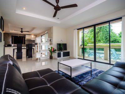 Spacious Luxury Ground Floor Condo With 2 Bedrooms – Rawai